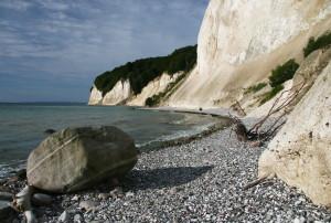 Wohnen auf Rügen- Hier: Kreideküste bei Sassnitz